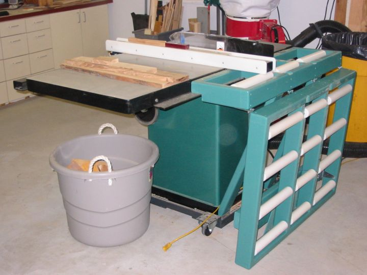 Free table saw extension plans 00